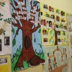 Drzewa genealogiczne przygotowane na konkurs.