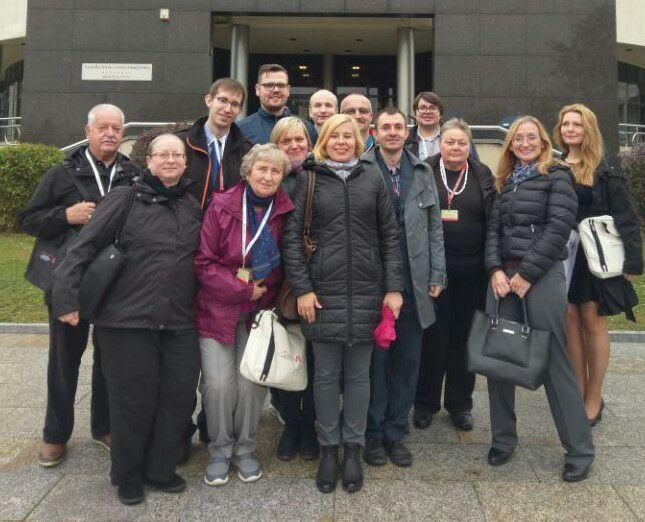 Przedstawiciele gdańskiego Oddziału SAP